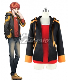 Mystic Messenger 707 Game Cosplay Costume