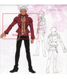 Fate Stay Night Archer Cosplay Costume - Only Jacket