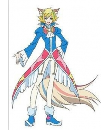 Show By Rock Shuzo Cosplay Costume