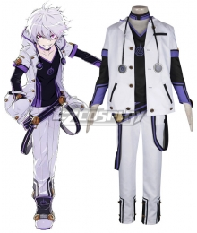 Elsword Edward Grenore ADD Cosplay Costume - No Gloves