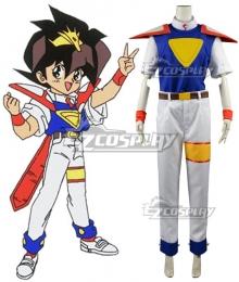 Mashin Eiyūden Wataru Mashin Hero Wataru Ikusabe Wataru Cosplay Costume