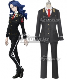 ACCA: 13-Territory Inspection ACCA: 13-ku Kansatsu-ka Mauve Cosplay Costume