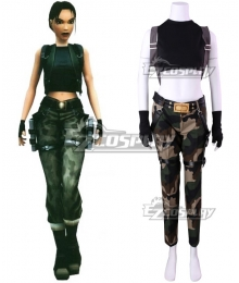 Rise Of Tomb Raider Lara Croft Cosplay Costume