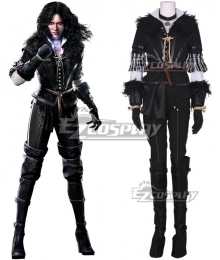 The Witcher 3 Wild Hunt Yennefer Cosplay Costume