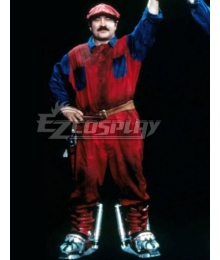Super Mario Bros Movie Mario Cosplay Costume