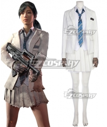 PlayerUnknown's Battlegrounds Female Suit Cosplay Costume