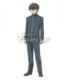 Full Metal Panic! Sousuke Sagara School Uniform Cosplay Costume