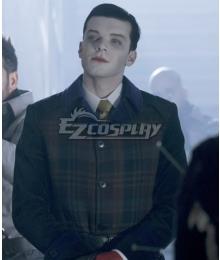 Gotham Season 5 Episode 21 Jeremiah Valeska aka Future The Joker Cosplay Costume - Only Coat