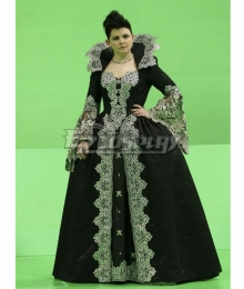 Once upon a time Evil Snow White Cosplay Costume