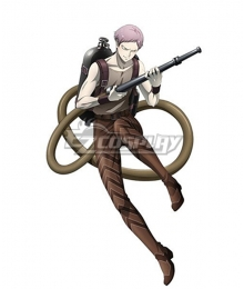 Juuni Taisen Zodiac War Elder Brother Tatsumi Snake Elder Brother Tatsumi Dragon Cosplay Costume