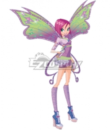 Winx Club Tecna Cosplay Costume