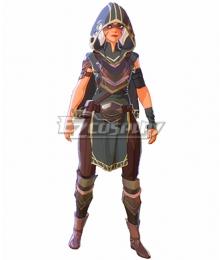 Spellbreak Forebear Magic Battle Royale Cosplay Costume