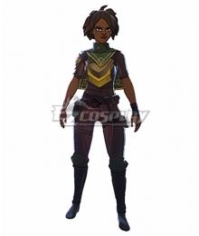 Spellbreak Magic Battle Royale Treeline Cosplay Costume