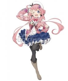 Dropout Idol Fruit Tart Ochikobore Furutsu Taruto Ino Sakura Cosplay Costume