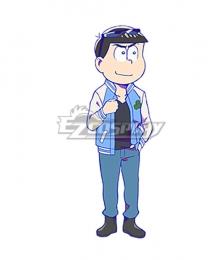 Mr. Osomatsu San Todomatsu Matsuno Matsuno Karamatsu Season 3 Cosplay Costume