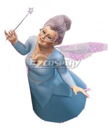 Shrek The Fairy Mother Cosplay Costume