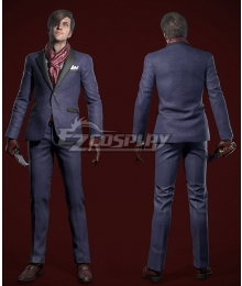 The Evil Within 2 gameplay Stefano Valentini Cosplay Costume