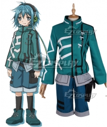 Clockwork Planet Naoto Miura Cosplay Costume