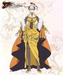Code: Realize Guardian of Rebirth Alexandrina Victoria Cosplay Costume
