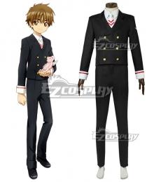 Cardcaptor Sakura: Clear Card Syaoran Li Uniform Cosplay Costume