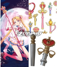 Sailor Moon Tsukino Usagi Sailor Moon Princess Serenity Cosplay Weapon
