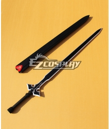 Sword Art Online Alicization Under World Yozora no Ken Night Sky Sword Kirigaya Kazuto Kirito Cosplay Sword