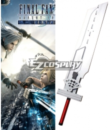 Final Fantasy VII FF7 Cloud Strife Cosplay Weapon