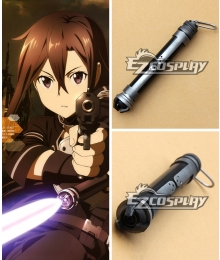 Sword Art Online II SAO Sodo Ato Onrain Gun Gale Online GGO Kirigaya Kazuto Kirito Photon Sword Cosplay Prop
