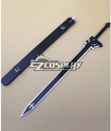 Sword Art Online SAO Kirigaya Kazuto Kirito Elucidator A Sword Cosplay Weapon