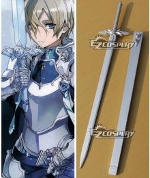 Sword Art Online Under World Alicization SAO UW Eugeo Artifact Green Rose Sword A Cosplay Weapon