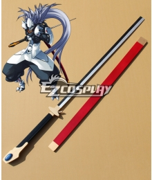 BlazBlue Alter Memory Hakumen (HAKU=MEN)Cosplay Weapon