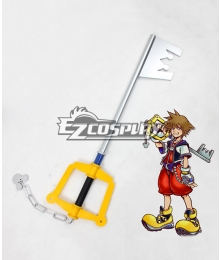 Kingdom Hearts Sora Cosplay Weapon