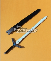 Sword Art Online Alfheim Online Original Sword Skill SAO ALO OSS Kirigaya Kazuto Kirito White Sword Cosplay Weapon