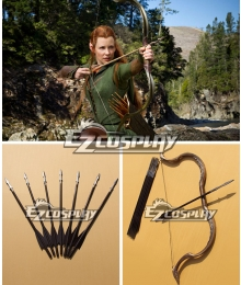 The Hobbit Tauriel Daughter of Mirkwood Cosplay Weapon
