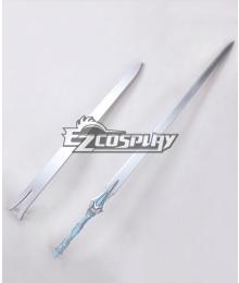 Sword Art Online ALfheim Online SAO ALO Yuuki Asuna Cosplay Weapon