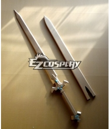 Sword Art Online Excalibur Sword Sheath Cosplay Weapon - Only Sheath