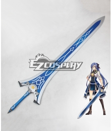 The Legend of Heroes Sen no Kiseki Laura S Arseid Sword Cosplay Weapon