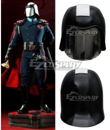 G.I. Joe series Cobra Commander Helmet Cosplay Accessory Prop