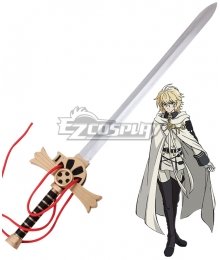 Seraph of the End Owari no Serafu Vampire Reign Mikaela Hyakuya Sword Cosplay Weapon