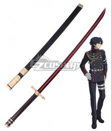 Seraph of the End Owari no Serafu Vampire Reign Guren Ichinose Ichinose Guren Cosplay Sword Cosplay Prop