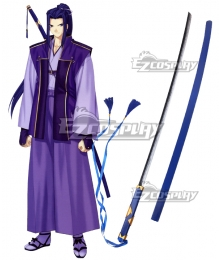 Fate/Stay Night Unlimited Blade Works UBW Kojirou Sasaki Assassin New Sword Cosplay Weapon