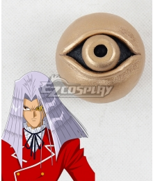 Yu-Gi-Oh Duel Monsters Maximillion J. Pegasus Eye Cosplay Prop