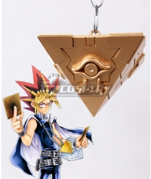 Yu-Gi-Oh Yugioh Duel Monsters Yugi Muto Necklace Cosplay Prop