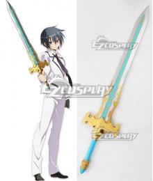 Seirei Tsukai no Blade Dance/Seirei Tsukai no Bureidodansu Kazehaya Kamito Sword Cosplay Weapon