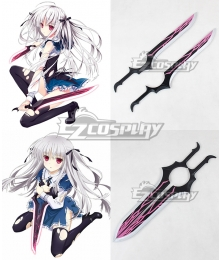 Absolute Duo Julie Sigtuna Sword Weapon Cosplay Prop