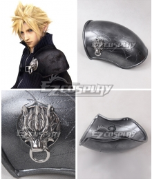 Final Fantasy VII Cloud Strife Pauldrons Cosplay Prop