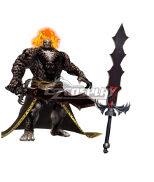 The Legend of Zelda: Skyward Sword Demon King Demise Shuen no Mono Sword Cosplay Prop