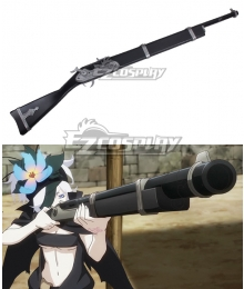 Rokka Braves of the Six Flowers Rokka no Yusha Flamie Speeddraw Furemi Supiddorou Gun Firelock Cosplay Weapon Prop