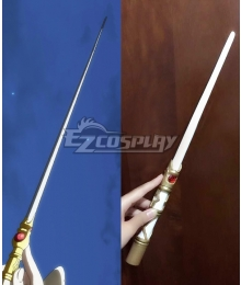 Rokka Braves of the Six Flowers Rokka no Yusha Nachetanya Loei Piena Augustra Nasshetania Rui Piena Augusutora Staves Cosplay Weapon Prop