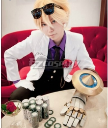 League of Legends the Prodigal Explorer Debonair Ezreal Cosplay Prop